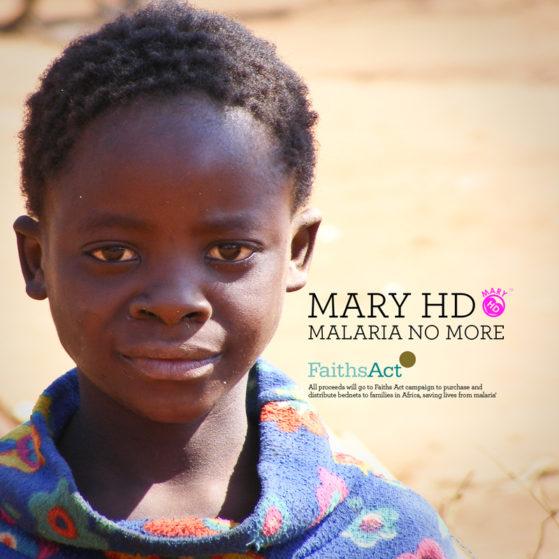 MALARIACHARITYSINGLECOVER