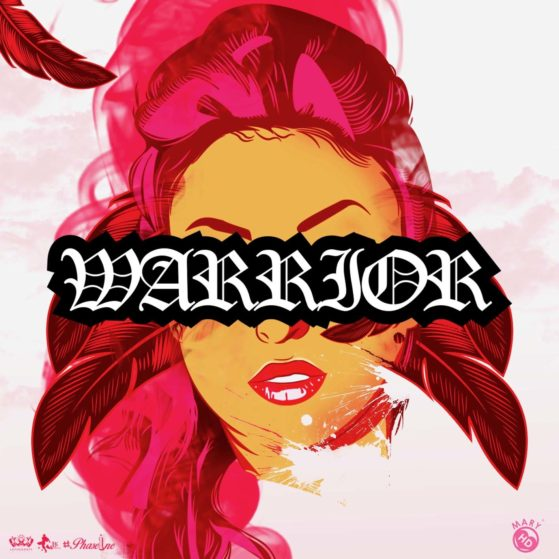 Warrior single album artwork112