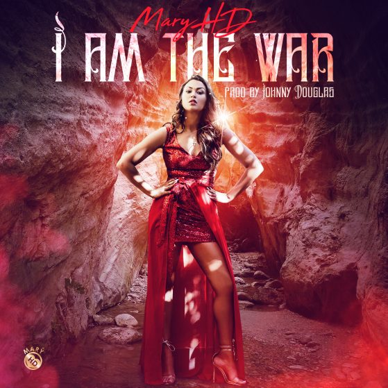 MARY_HD_I_AM_THE_WAR_SINGLECOVER
